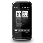 HTC Touch Pro2 pantalla