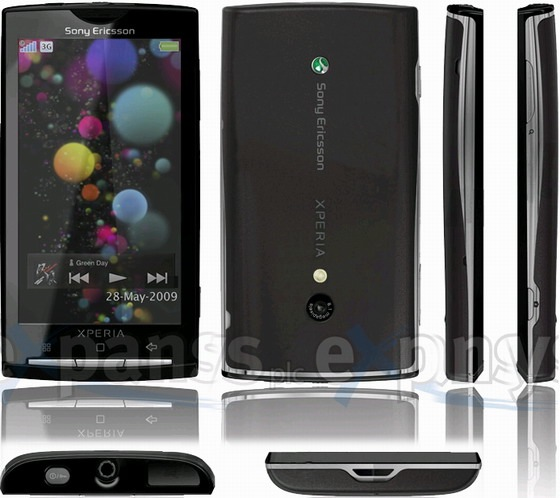 Aparecen las características del Sony Ericsson Xperia X3