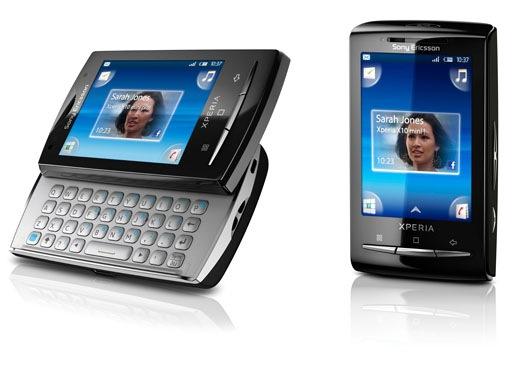 Caracteristicas Sony Ericsson Xperia X10 Mini Pro