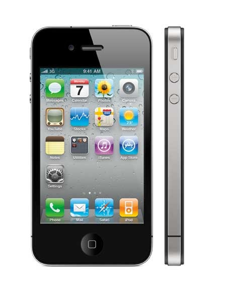 apple iphone 4 oficial