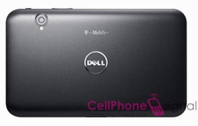 Dell Streak 7 Android tablet T-Mobile