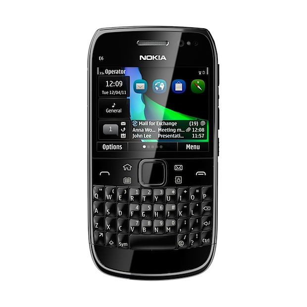 Nokia E6 oficial