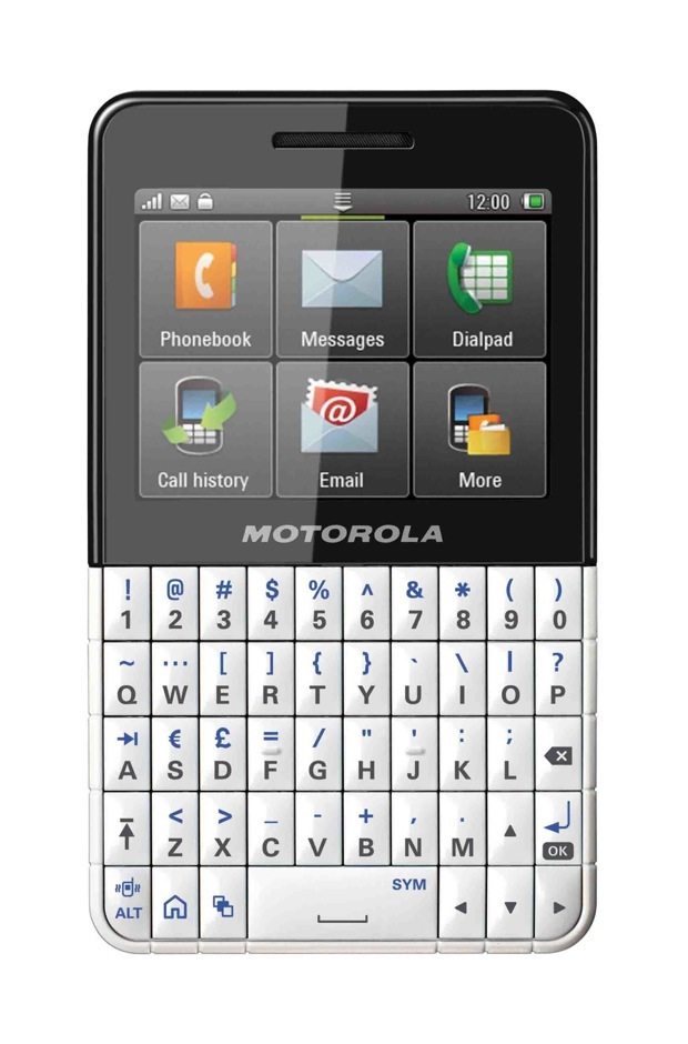 motorola motokey xt