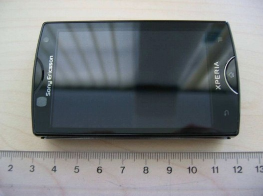 sony xperia mini fcc