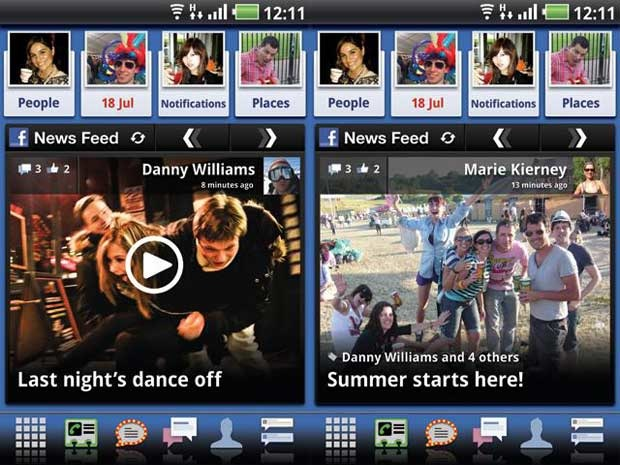 social widget inq facebook