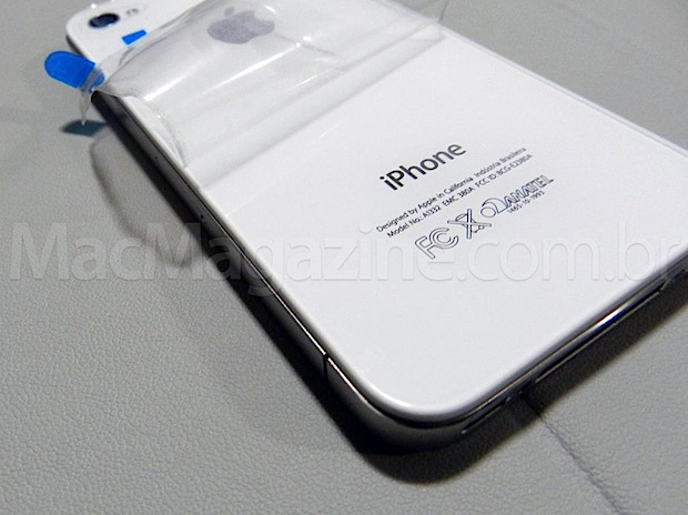 Apple iPhone 4 fabricado en Brasil aparece