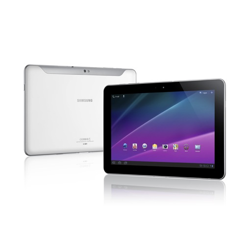 Samsung Galaxy tab 10.1 Android 3.2