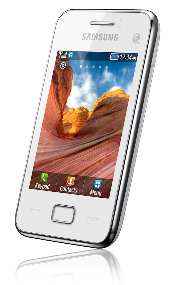Samsung star 3 blanco