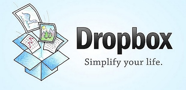 Dropbox 5GB