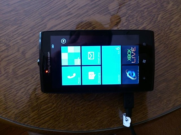 Windows Phone Sony Ericsson EBay