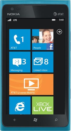 AT&T confirma el lanzamiento del Nokia Lumia 900 y HTC Titan II