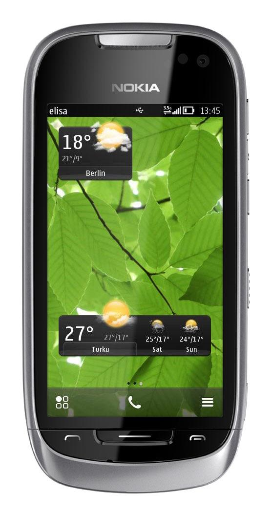 Widgets De Clima Para Symbian Belle Disponibles