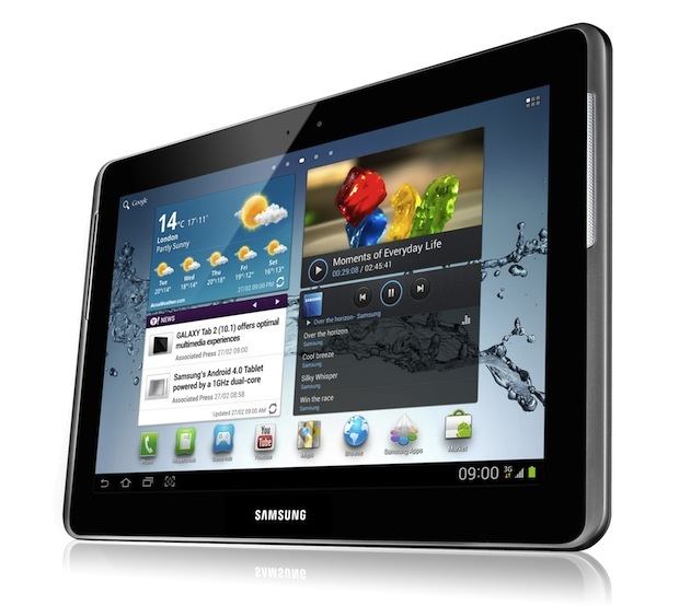 GALAXY Tab 2 (10.1) quad-core