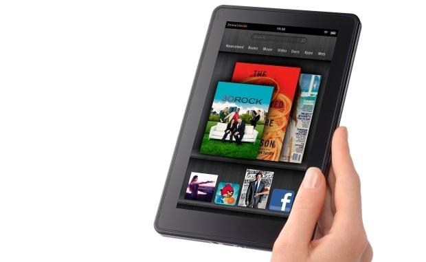 Kindle Fire domina el mercado de tablets Android