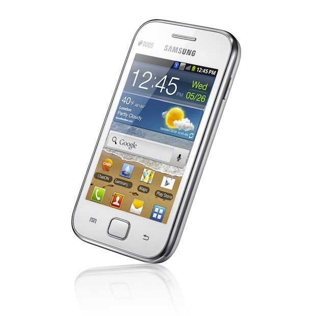Samsung GALAXY Ace DUOS SIM dual