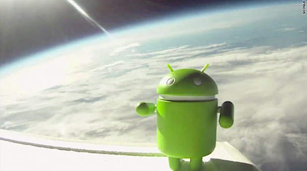 android en las nubes
