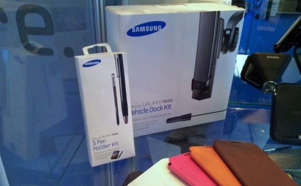 galaxy note 10-1 holder