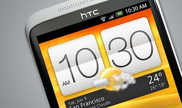 htc one x demorado