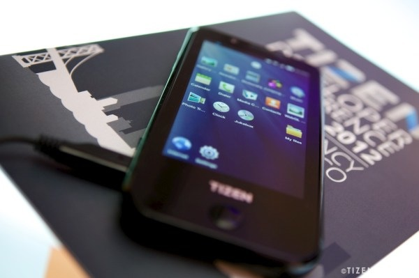 tizen dev phone