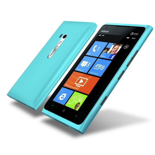 nokia lumia 900 AT&amp;T actualizacion