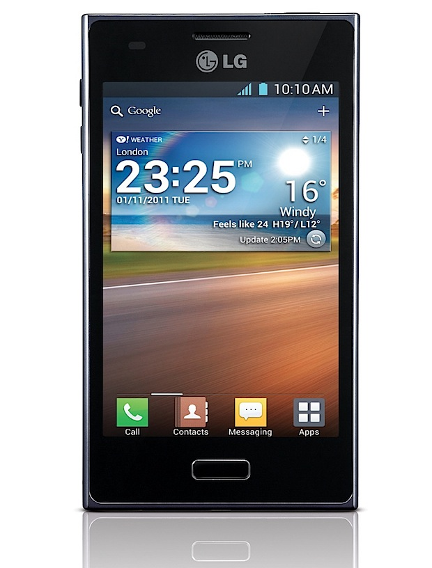 LG Optimus L5 Europa