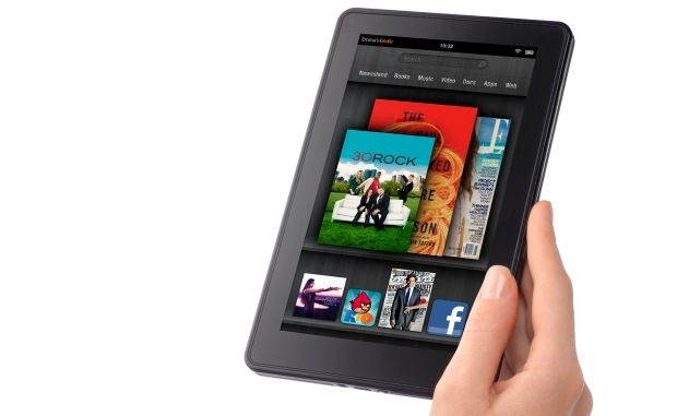 kindle fire rumores