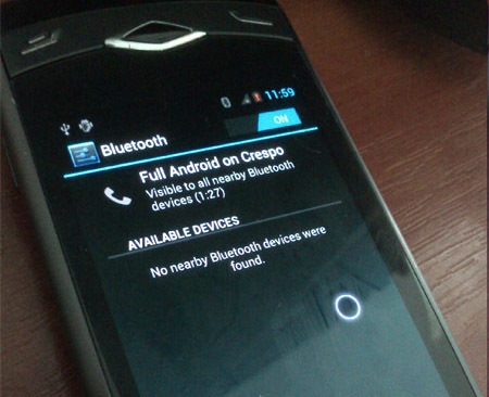 samsung wave Android ICS