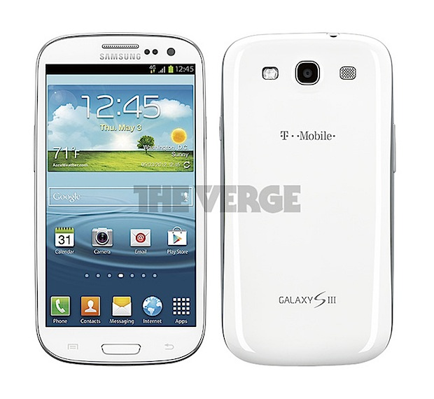 Galaxy S III T-Mobile USA