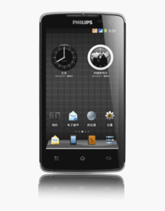W732 Philips Android ICS