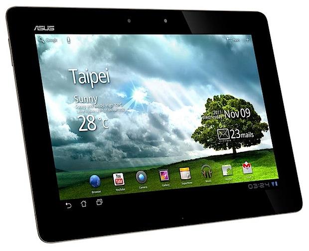 Asus confirma Jelly Bean para tablets Transformer Pad, Prime y Pad Infinity