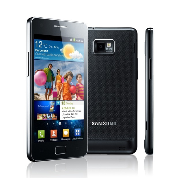 Samsung Galaxy S II Android 4.0.4