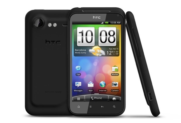 htc incredible s Android 4.0 Ice Cream Sandwich