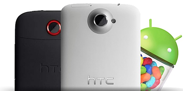 htc one s y One XL android jelly bean