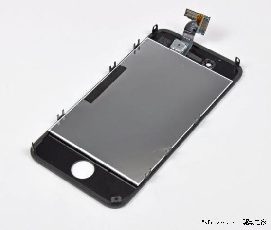 iPhone 5 panel frontal