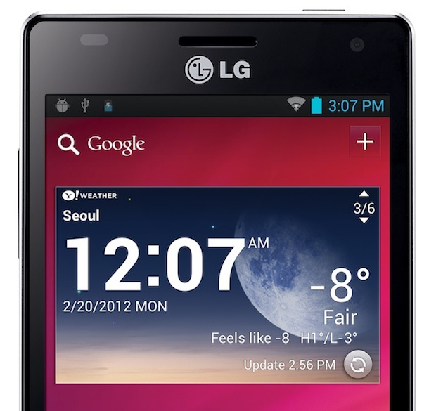 lg optimus 4X HD CM10 Jelly Bean