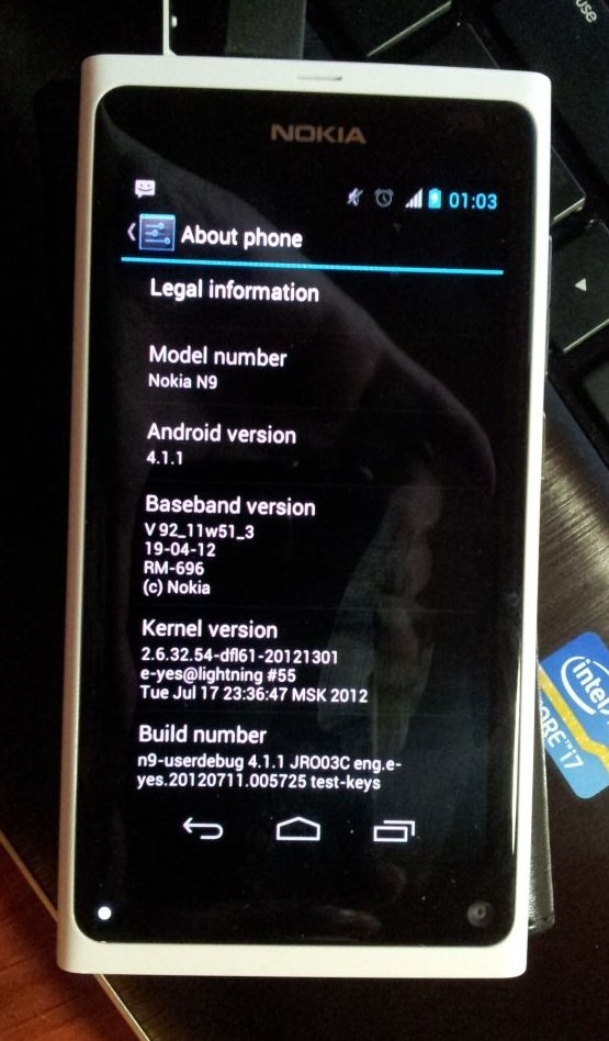 n9 jelly bean