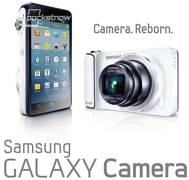 Samsung Galaxy Camera filtrado