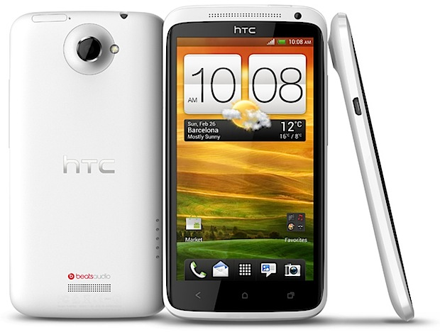 htc one x Android 4.0.4