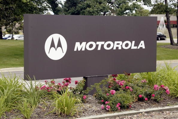Motorola demanda a Apple