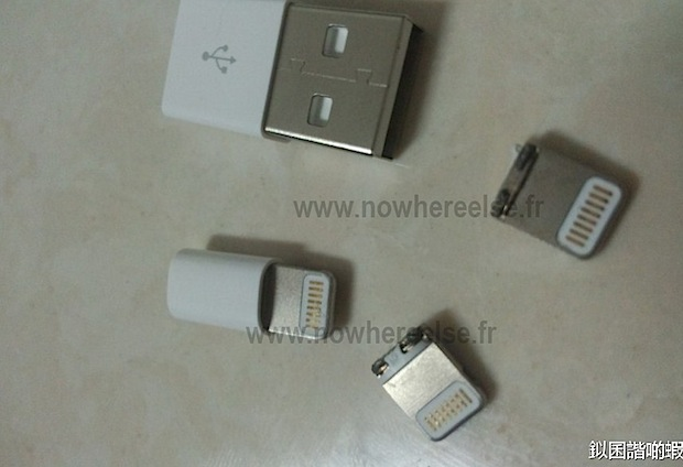 iphone 5 conector