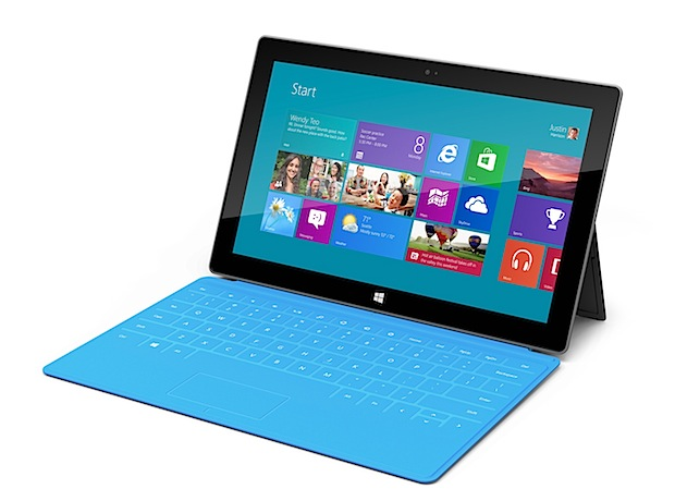 surface OEMs Windows