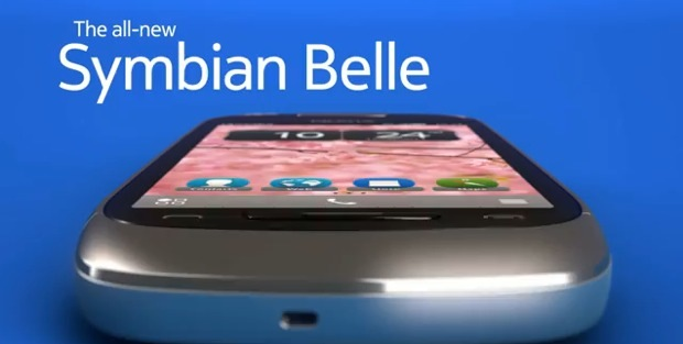 symbian belle refresh