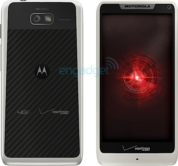 Motorola Droid Razr 4G Lte Android Smartphone De Verizon (Negro)