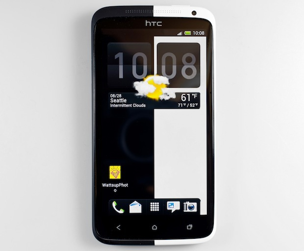 HTC One X dos tonos