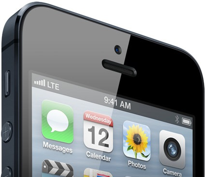 iphone 5 LTE demanda Samsung