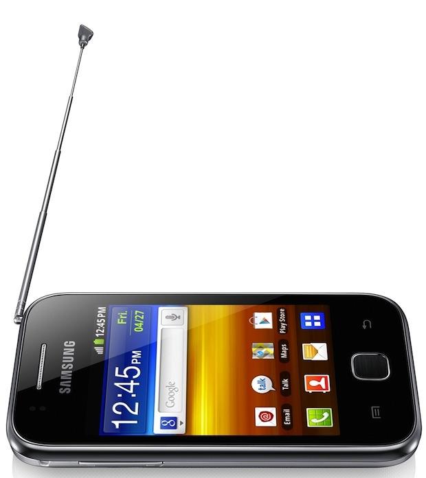 Samsung Galaxy Y Tv Anunciado En Argentina