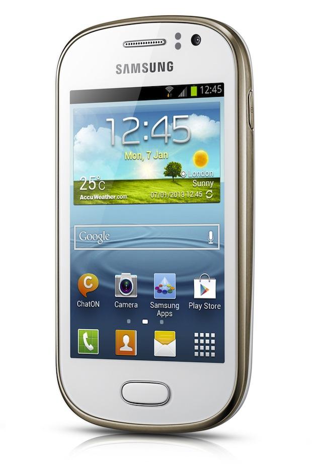 Samsung Galaxy™ Fame y los Samsung Galaxy™ Young y Samsung Galaxy