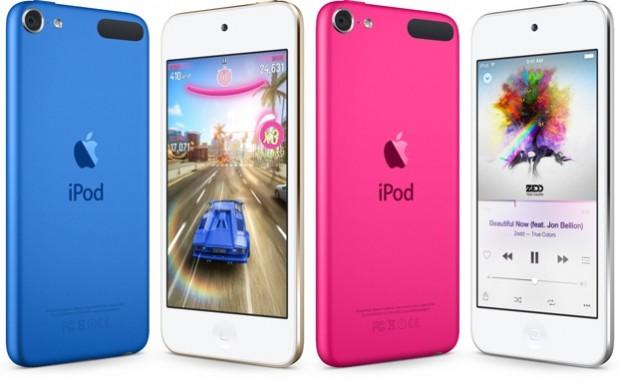 Apple Renueva Al Ipod Touch Con Chip A8 C 225 Mara De 8mp Y