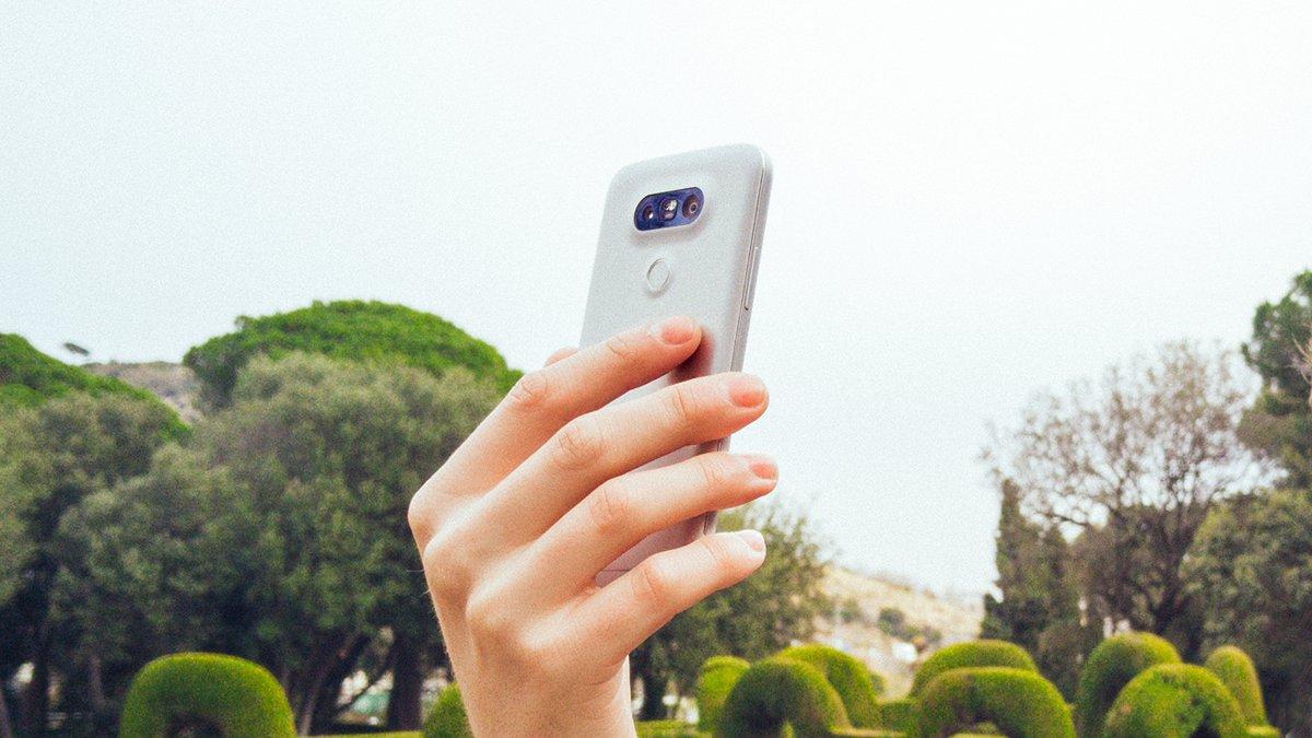 LG lanzará su G6 antes del Samsung Galaxy 8