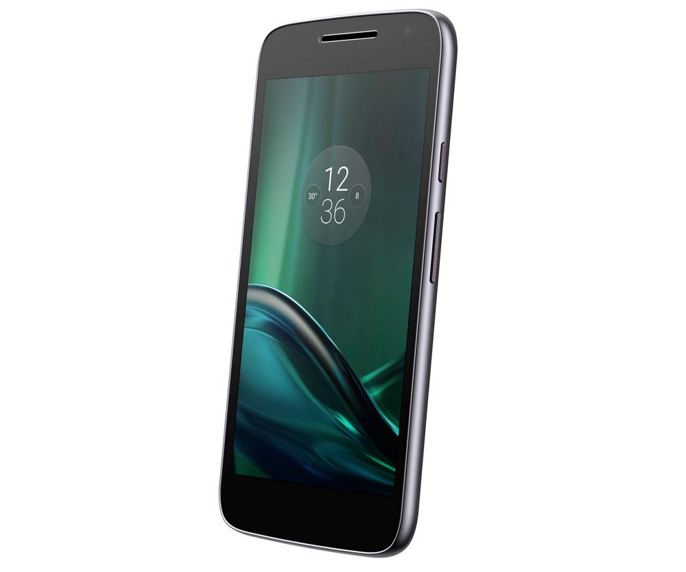 Ya hay fecha de actualización a Nougat para el Motorola Moto G4 Play